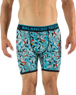 b20e2fc99b32 Balanced Tech Men's Active Performance Boxer Brief - Turquoise ...