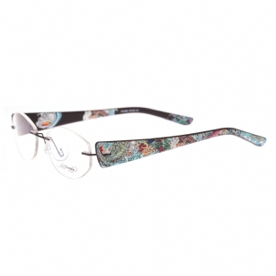 Ed Hardy Lites Eyeglasses Frames : Ed Hardy EHL-818 Lite Designer Eyeglasses EHL818